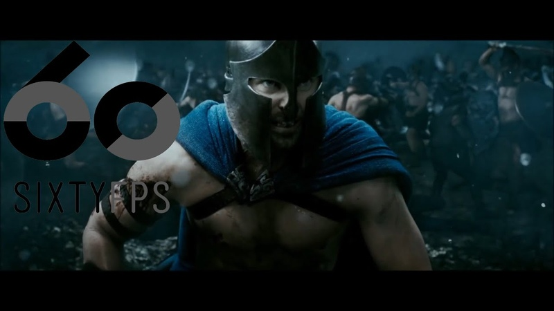 [60FPS] 300 Battle of Marathon Battle scene clip1 60FPS HFR HD