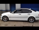 BMW E46 M pack White Matte PlastiDip by Ruslan Guno