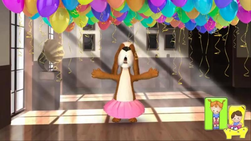 Поздравление с днем рождения для детей Поздравление от мультгероев