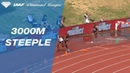 Conseslus Kipruto Wins Men's 3000m SC After Dramatic Fall - IAAF Diamond League Birmingham 2018