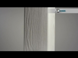 Покраска древесины в цвет Лайт грей коллекция Фантазия от Эксклюзив Колор