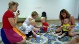 Музыкальные минутки в Центре раннего развития