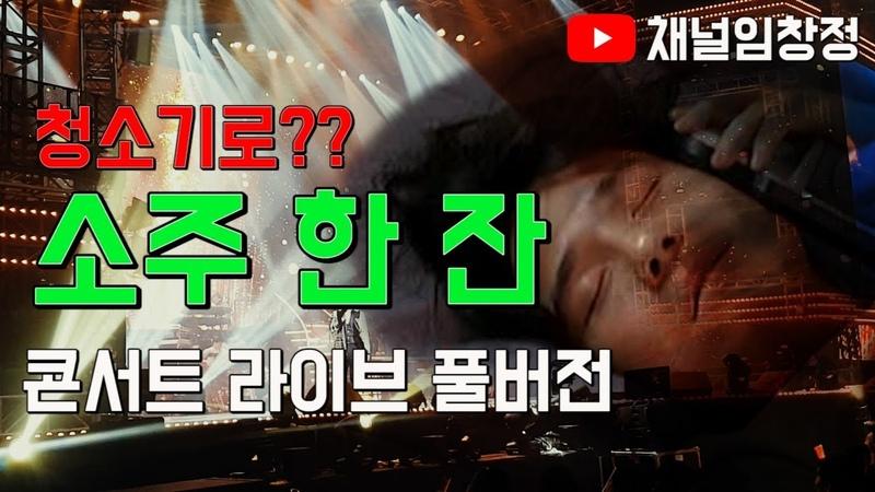 【임창정】소주한잔 크리스마스 콘서트 라이브 매니저직캠! (IMCHANGJUNG CONCERT Kpop)