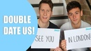 Double Date us for The Prince's Trust with Omaze I Tom Daley
