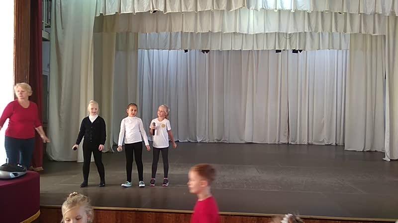 Репетиция Подружки