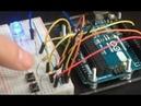 Проект 11 на Arduino Светильник с кнопочным управлением