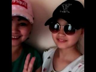Nessi and Madina