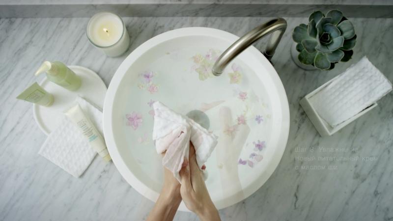 Система по уходу за руками Satin Hands® Белый чай и цитрус