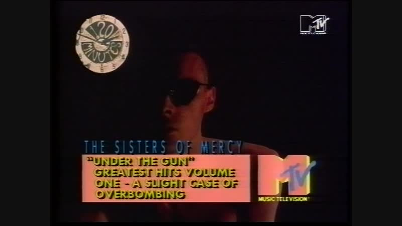 The Sisters of Mercy ↑ Under The Gun