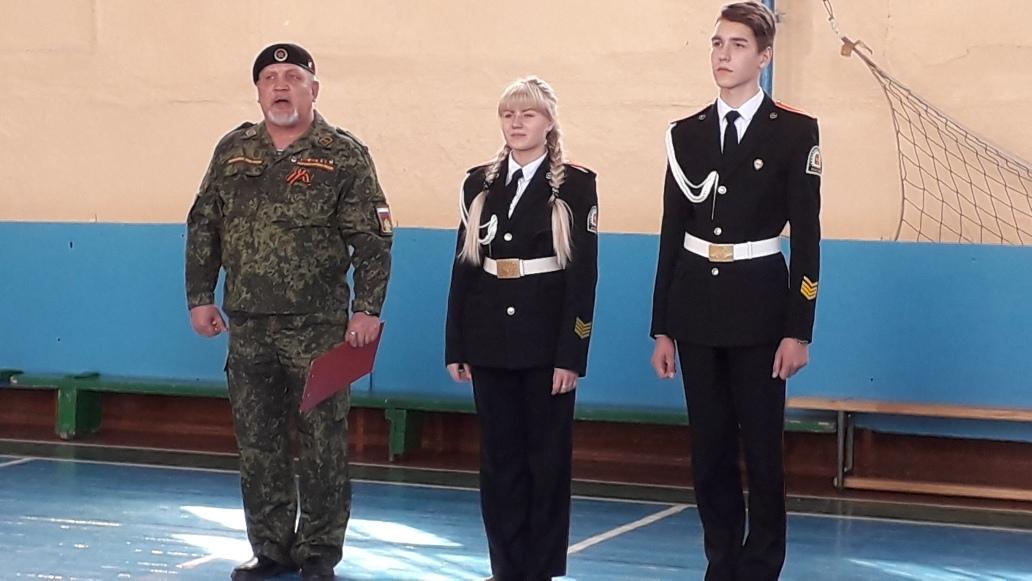 Пополнение в рядах кадетов