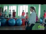 Танец Hip - Hop -Ева фитнес - клуб- Бобруйск