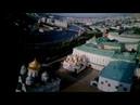 Аттракцион Полет над Москвой в парке Зарядье. Тряслись коленки.