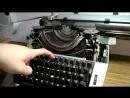 [MAW] Печатная машинка ROBOTRON 20 - MECHANICAL RETRO