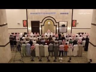 Субхан Аллах..какже он красиво читает - ما شاء الله