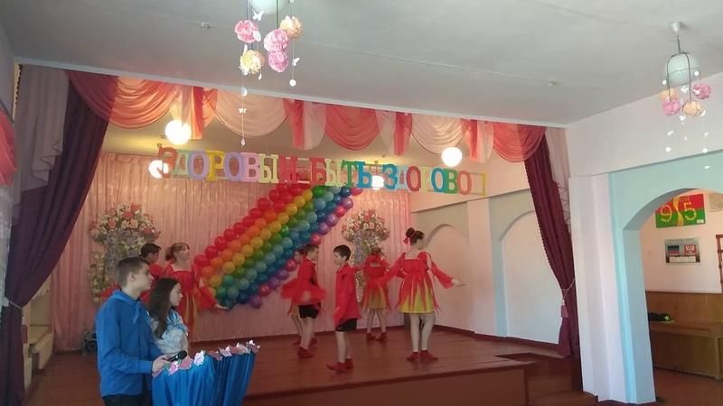 МОУ Амвросиевская школа № 5 Семинар заместителей директоров Танец 6 класс