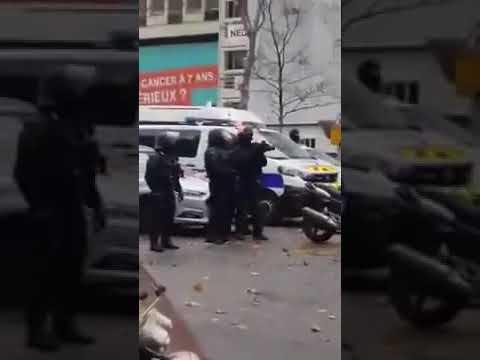 Infiltrations de policiers-casseurs en gilets jaunes