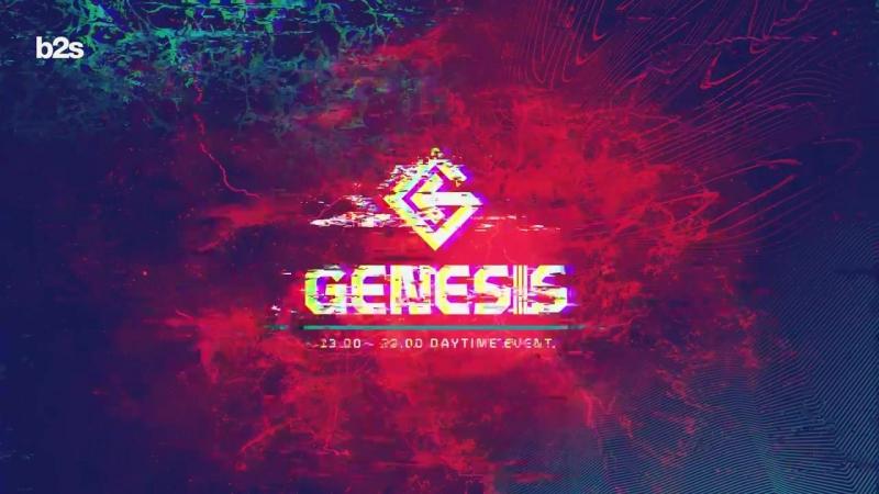 Genesis 2018 teaser