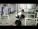 Лариса тяга 90 кг на 5 ! С обственный вес 53 кг !