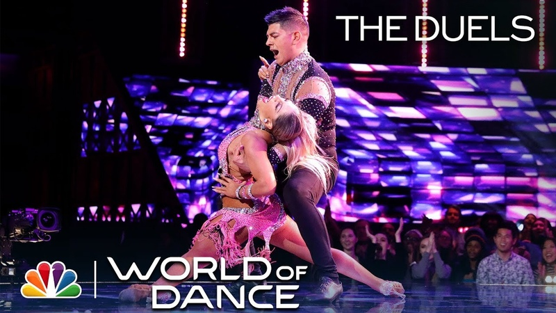 Karen y Ricardo The Duels - World of Dance 2018 (Full Performance)