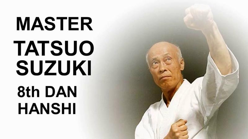 Wado ryu Demonstration Hanshi Tatsuo Suzuki 和道流 範士 鈴木達夫 実演