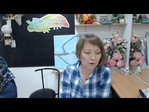 Бесплатный мастер-класс «Трафарет в изготовлении барельефных орнаментов». Мастер Наталья Дроздова.