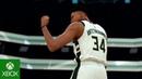 NBA 2K19 MyTEAM - Giannis Antetokounmpo 20th Anniversary Packs