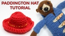 CROCHET: PADDINGTON BEAR HAT | Bella Coco Crochet AD
