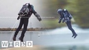 How Gravity Built the Worlds Fastest Jet Suit WIRED