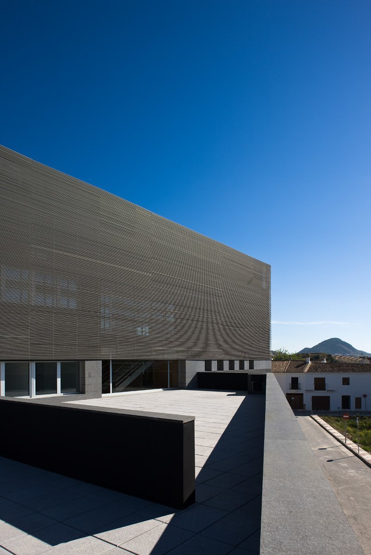 Coín Courthouse / Donaire Arquitectos