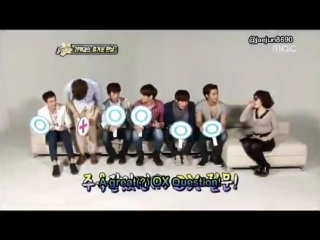 [Eng Sub] 20120422 2PM at Section TV - Part.2