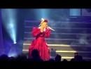 Christina Aguilera - Maria (Radio City Music Hall, NY - 4.10.2018)