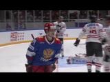«Кубок «АЛРОСА» Олимп.Россия - Австрия 4:3 ОТ