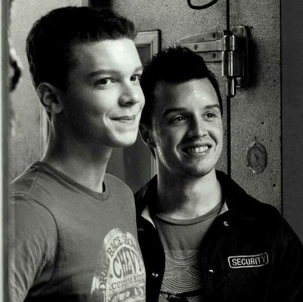 Йен и Микки «Бесстыдники» (2011...)