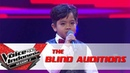 Michael Nella Fantasia The Blind Auditions The Voice Kids Indonesia Season 2 GTV 2017