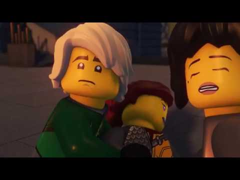 Ниндзяго 9 Серия 9 Сезон 93 Серия 9 Сезон ЛЕГО Ниндзяго HD LEGO NINJAGO 9 SEASON JUSSTIN