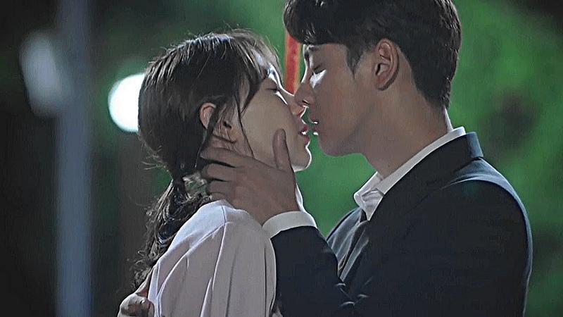 ┅ Asian drama kisses ❤ 드라마 키스신 키스신. 4.