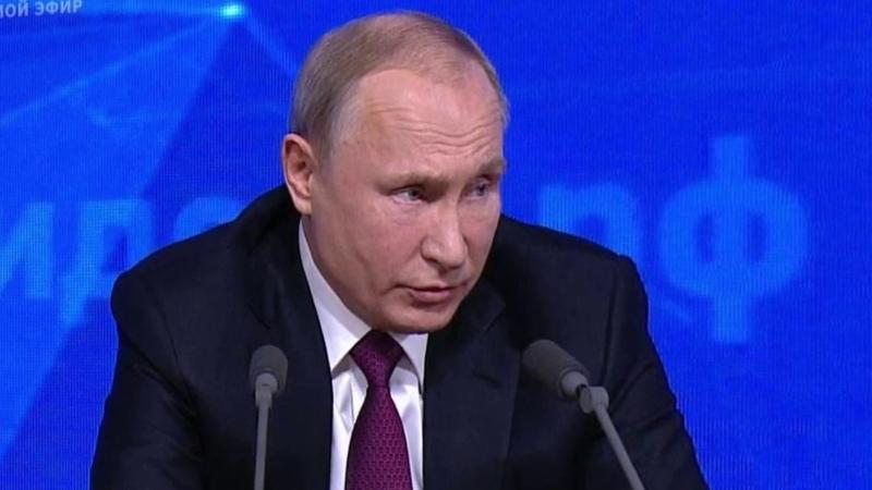 Путин обратился к армянскому и российскому народам : беспрецедентное признание
