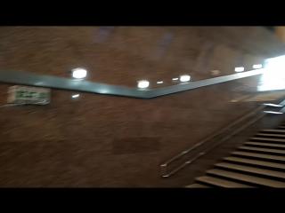 Новый подземный переход у стадиона