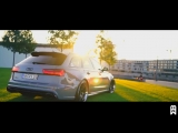 Night Lovell - Trees Of The Valley [Bass Boosted] Audi RS6 Showtime