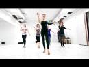 Salsa on 2 Lady Style class (part II) by Marta Khanna @ Novosibirsk — 22.04.2015