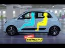 Nouvelle Renault Twingo – Un moteur à l'arrière qui permet une habitabilité sans pareil !