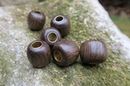 Turning Lanyard Beads on Lathe for bushcraft and multiple other uses