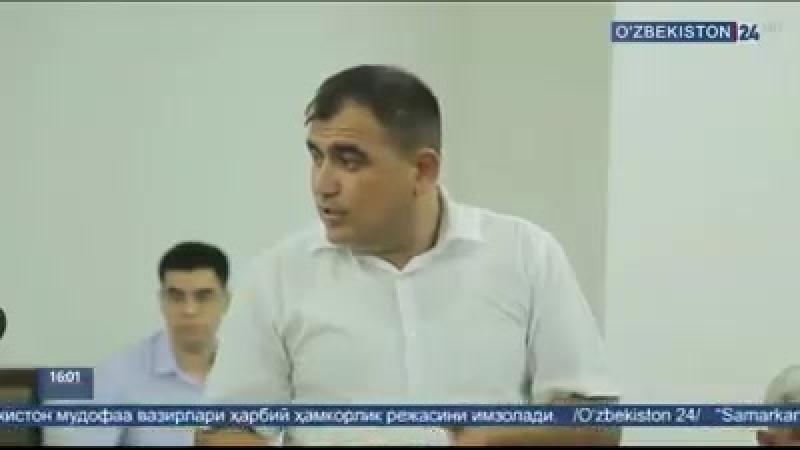 Uzbekistan24 Фермер ва деҳқон хўжаликлари учун имтиёзлар янада кенгайди t.me/joinchat/AAAAADv7jmaa_ECIP2kiTA