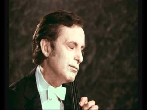 Enrique Granados, Spanish Dance Daniil Shafran(cello) Anton Ginzburg(piano)