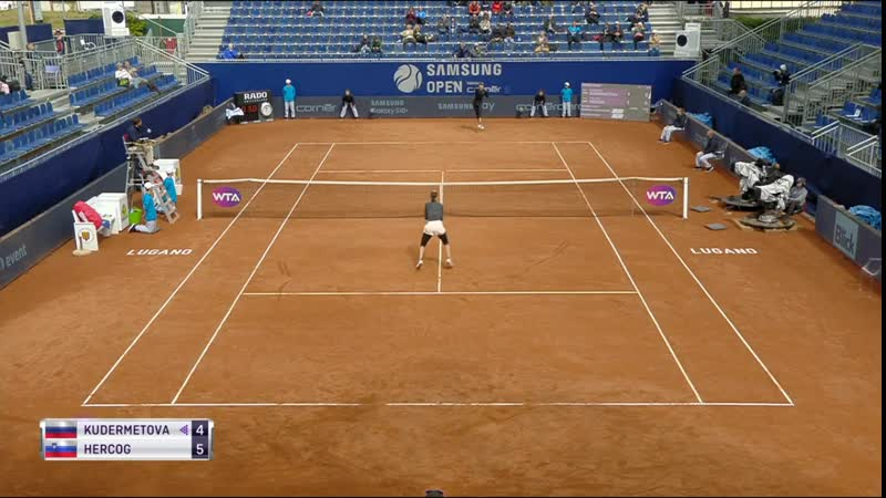 Кудерметова - Херцог Хот Шот (Betting good tennis)