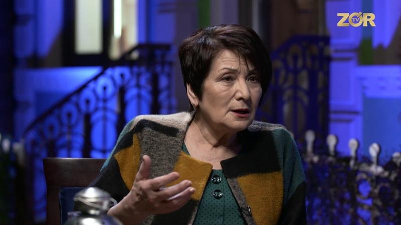 Хамида Махмудова (Педагог) (25 выпуск 20.04.2018) ZORTV