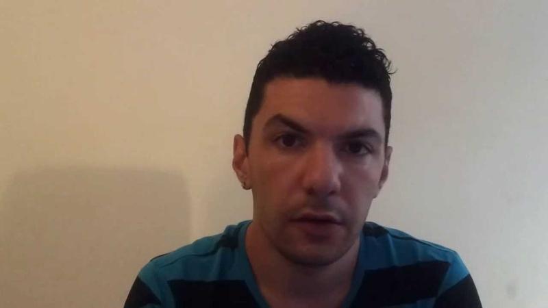 You've got this HIV campaign Zak Kostopoulos