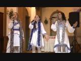 Три белых коня из новогодней кинокомедии Чародеи - ансамбль Бирюзовые Колечки - руководитель Сергей Игнатьев.