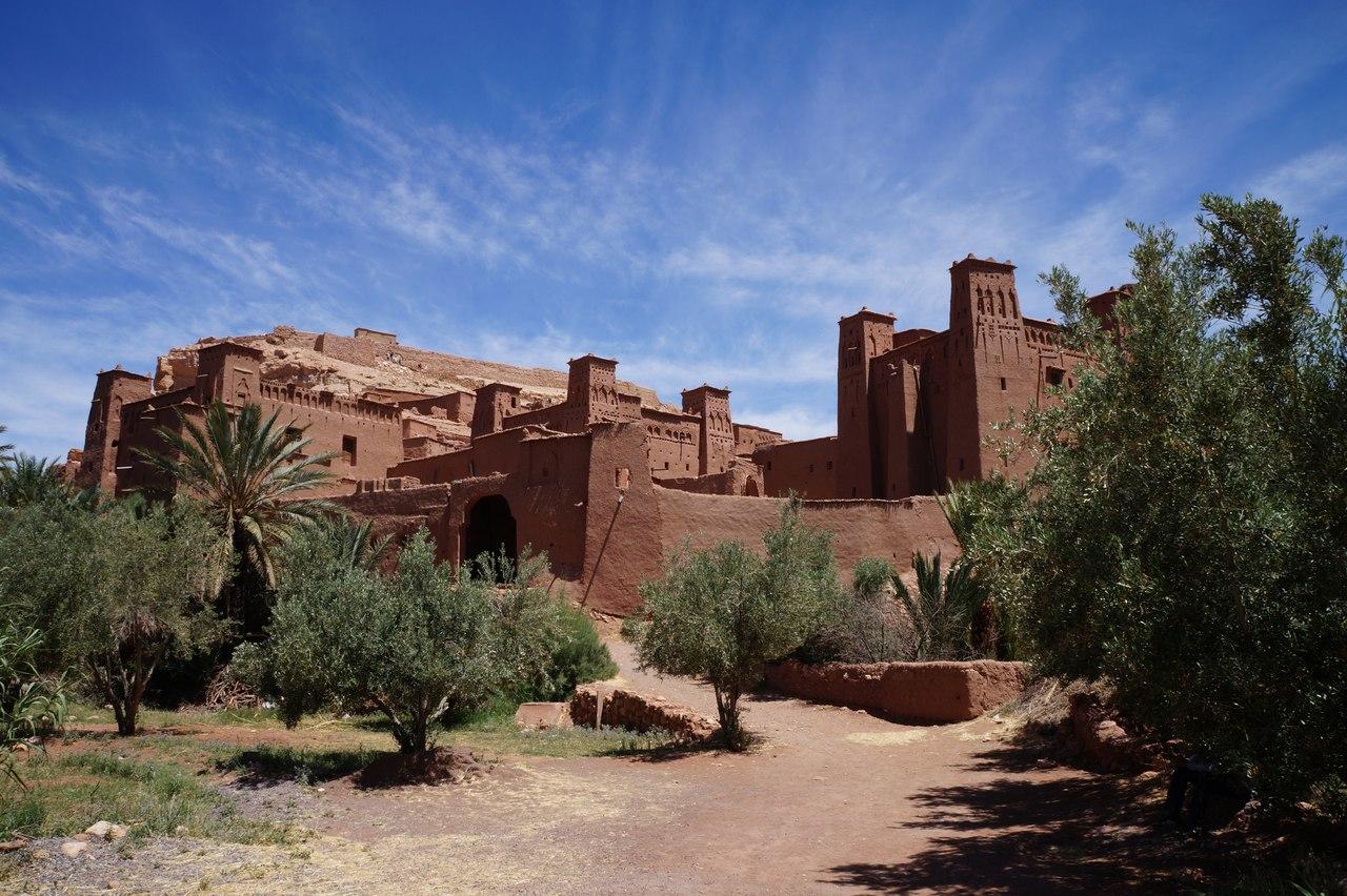 Айт-Бен-Хадду - самая романтичная крепость в мире