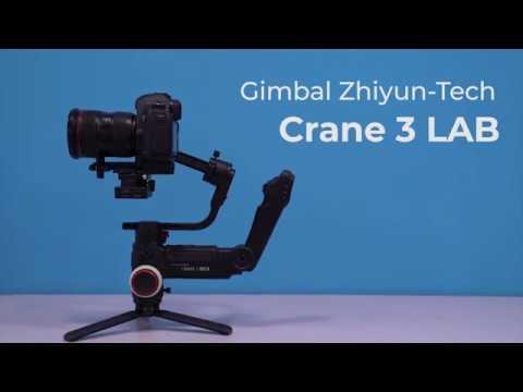 Gimbal Zhiyun Tech Crane 3 LAB